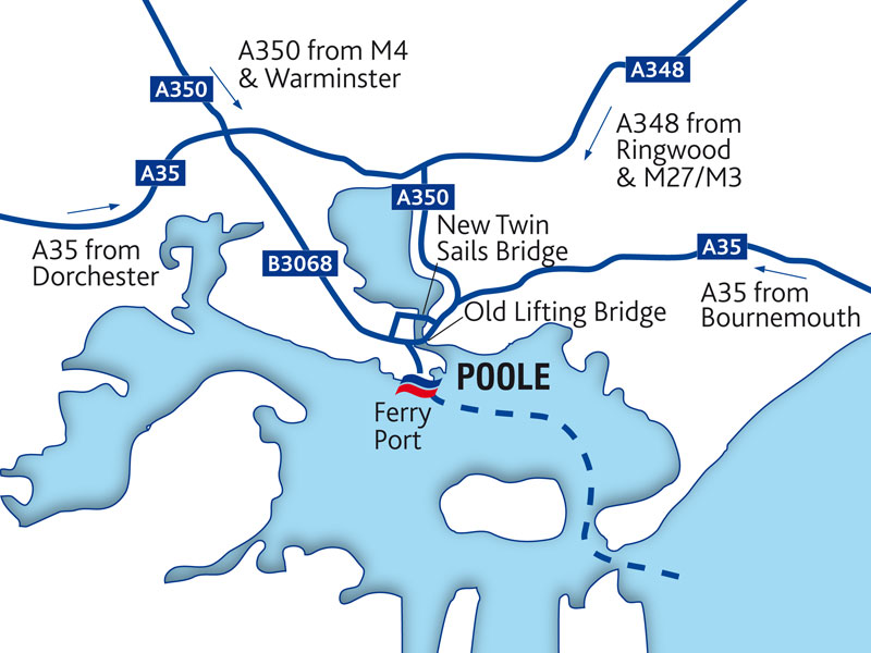 Poole Port Guide Brittany Ferries