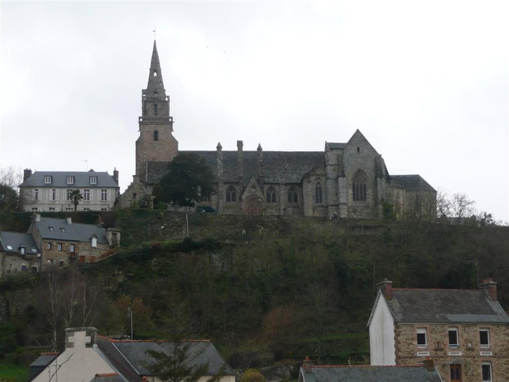 Church of Brelevenez Lannion