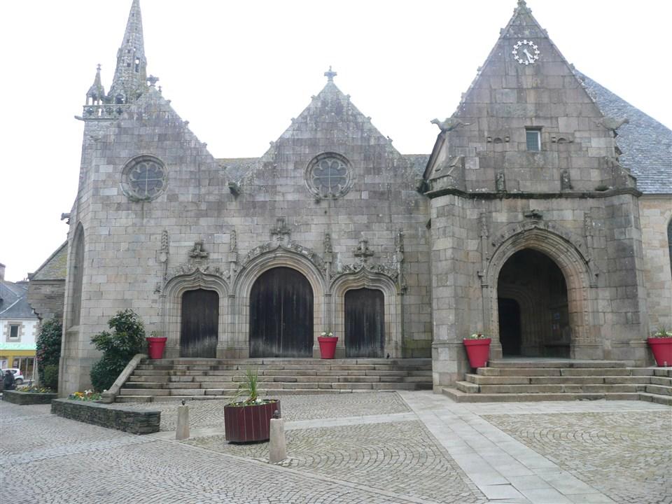 Eglise de Efflam, Church of Efflam