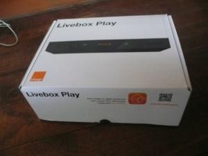 live-box from Orange