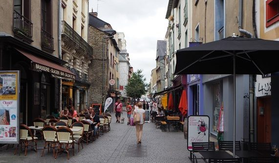 Streets of Rennes