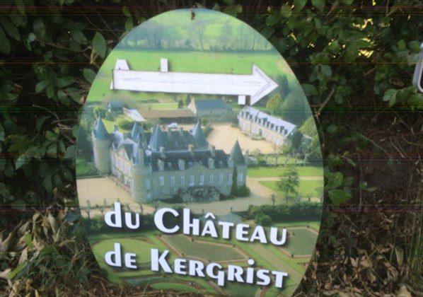 Chateau de Kergrist Brittany France