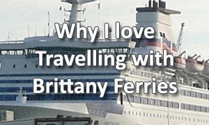 Travelling with Brittany Ferries