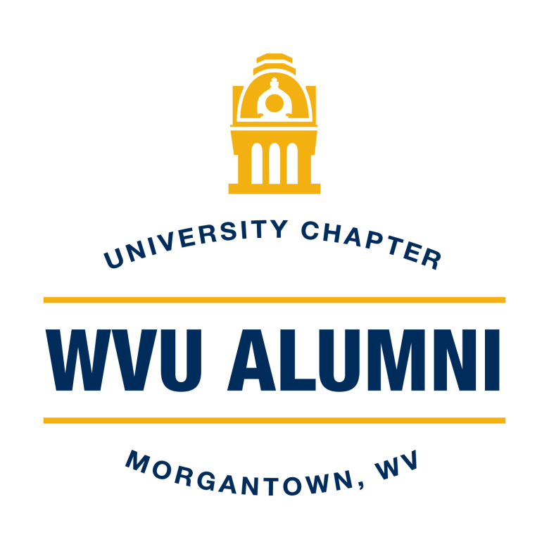 Logo for the University Chapter of the WVU Alumni Association