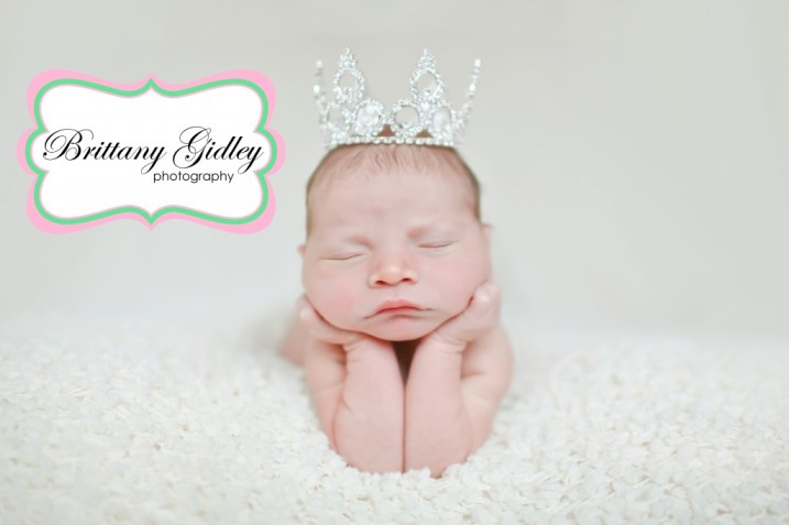 Newborn Photographer Cleveland Ohio | Brittany Gidley Photography LLC