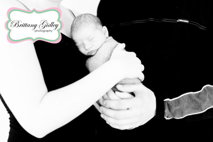 Cleveland Ohio Newborn Photography | Brittany Gidley Photography LLC