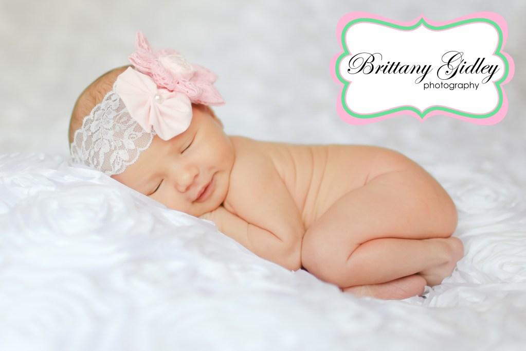 Introducing Olivia | Best Cleveland Newborn Photographer