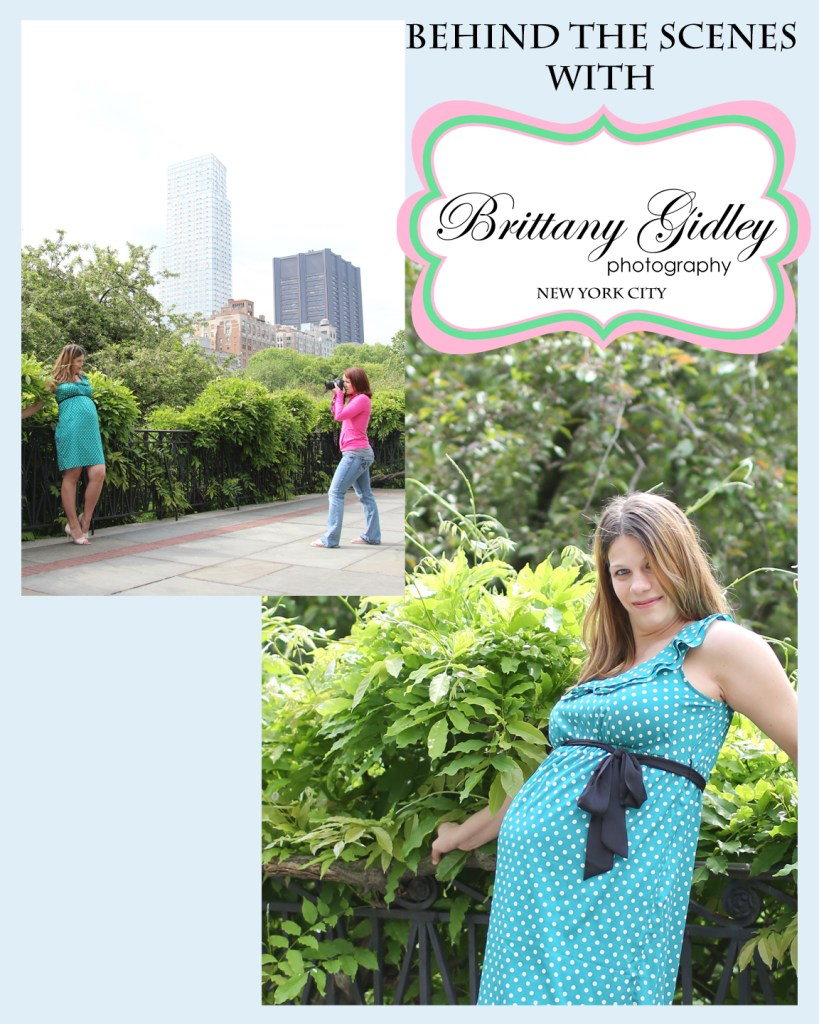 New York City Maternity Photography | Behind The Scenes