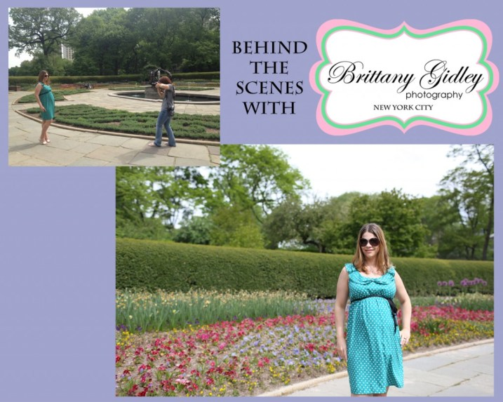 Central Park Maternity Photographer | Brittany Gidley Photography