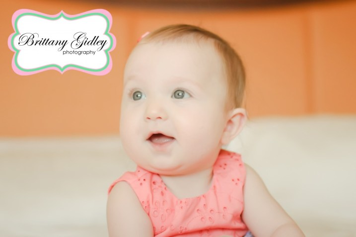 Ritz Carlton Cleveland Baby Session | Brittany Gidley Photography LLC