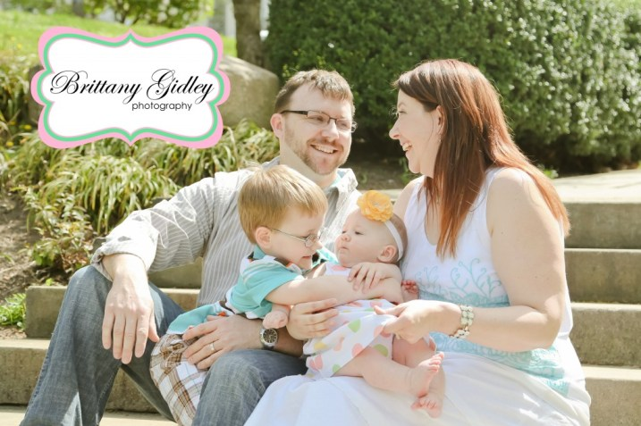 Cleveland Family Photographer | Brittany Gidley Photography LLC