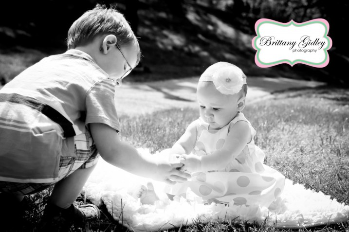 Cleveland Sibling Photography | Brittany Gidley Photography LLC