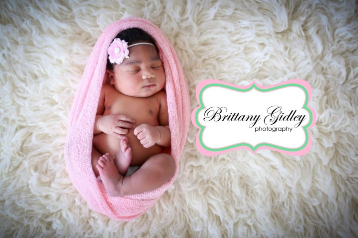 Newborn Photography Ohio | Brittany Gidley Photography LLC
