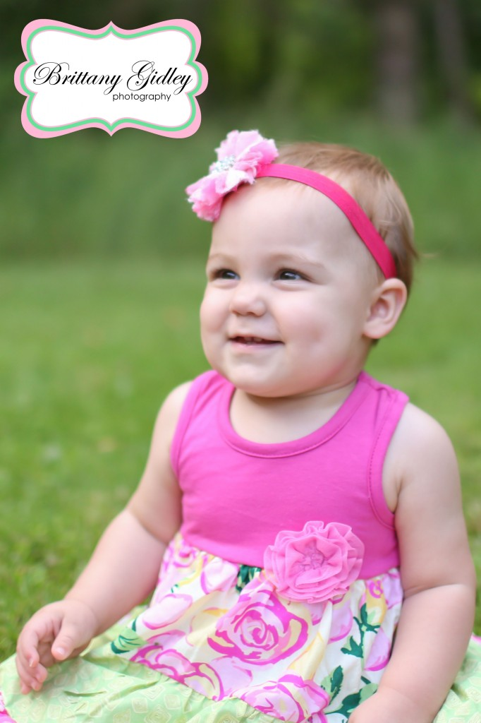 Professional Baby Photography | Brittany Gidley Photography LLC