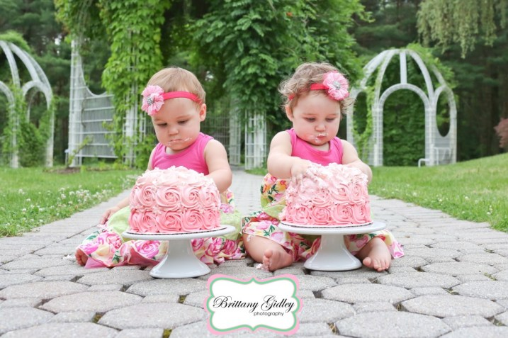 Baby Cake Smash | Brittany Gidley Photography LLC