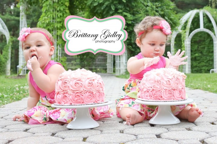 Baby Smash Cake | Brittany Gidley Photography LLC