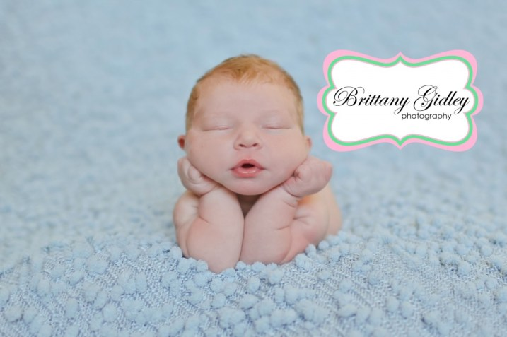 Newborn Baby Photographer Cleveland | Brittany Gidley Photography LLC