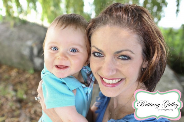 Mother and Son | Brittany Gidley Photography LLC