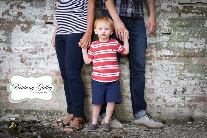 Cleveland Maternity Photographer | Brittany Gidley Photography LLC