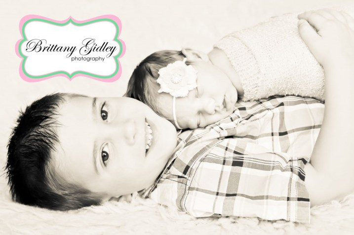 Newborn Poses | Brittany Gidley Photography LLC