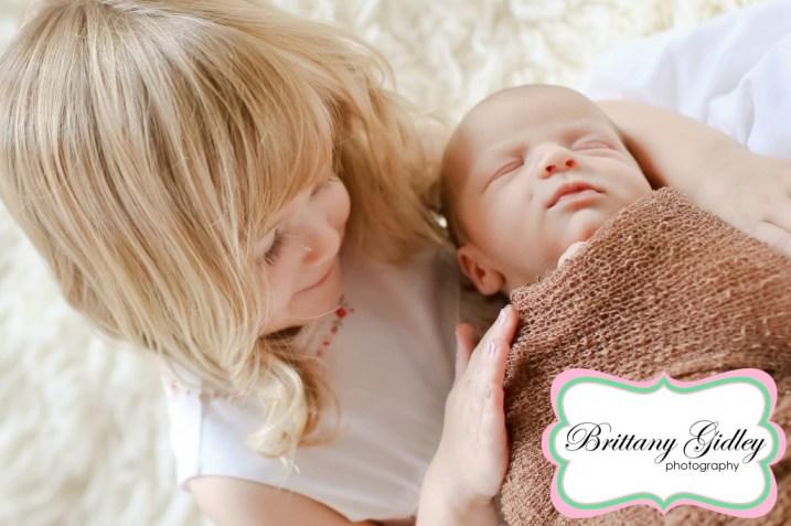 University Heights Newborn Photographer | Brittany Gidley Photography LLC