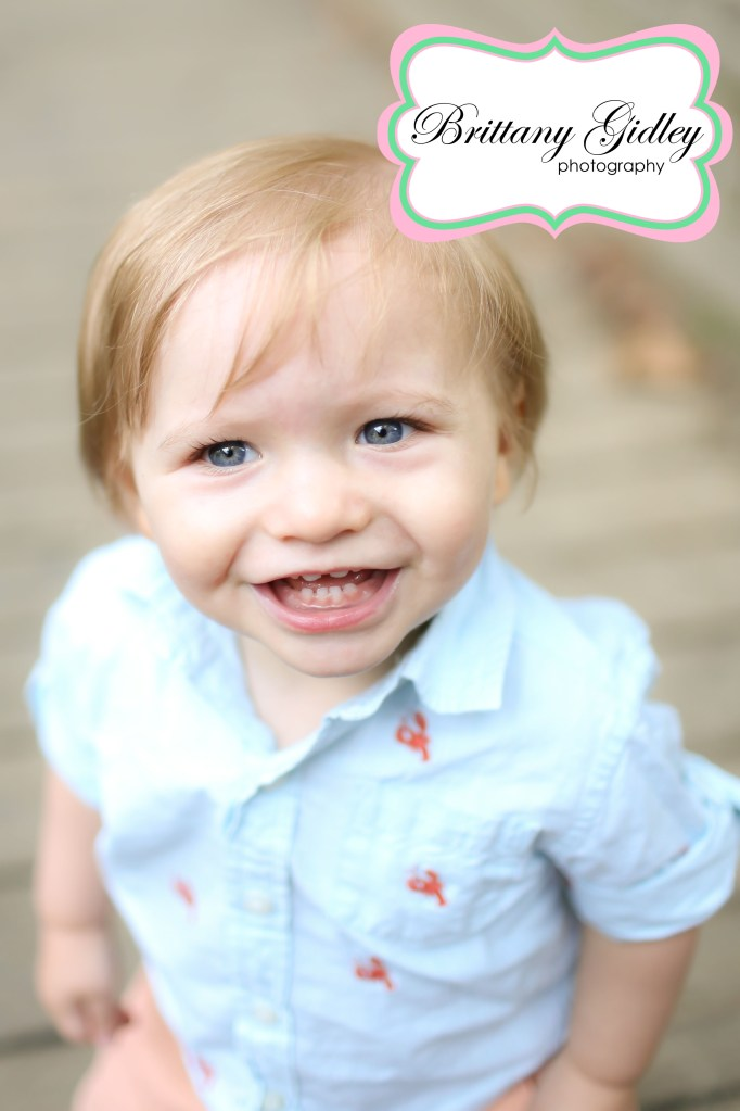 Michael 12 Months   Chagrin Falls Baby Photographer
