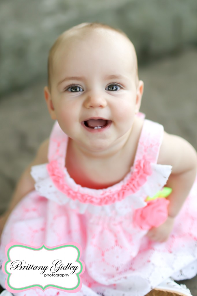 9 Month Baby Photographer   Brittany Gidley Photography LLC