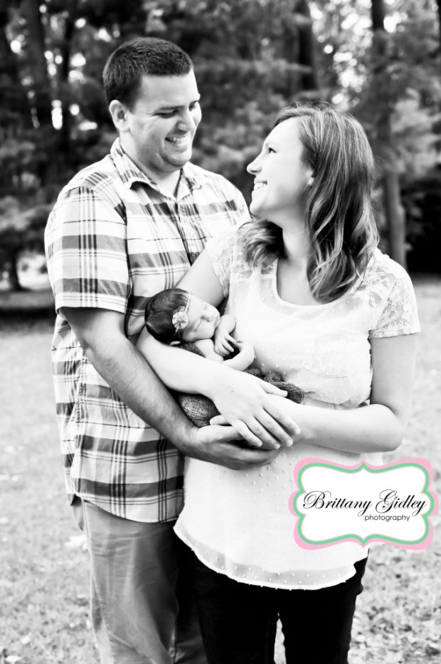 Newborn Baby & Family Photographer | Brittany Gidley Photography LLC