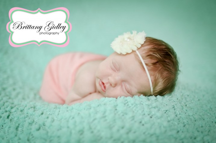 Sleeping Baby | Best Newborn Poses | Brittany Gidley Photography LLC