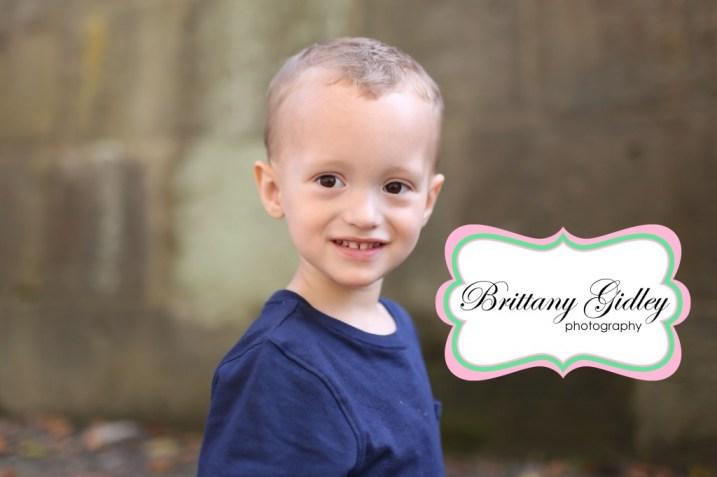 2 year old boy | Brittany Gidley Photography LLC