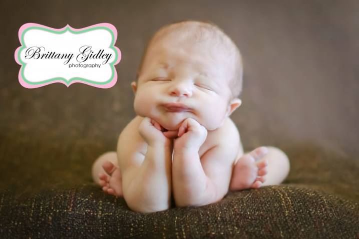 Top Newborn Photographer | Brittany Gidley Photography LLC
