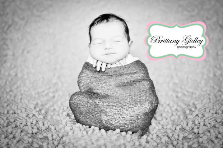 Baby Boy Newborn Session | Brittany Gidley Photography LLC