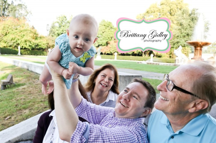 Wade Oval Family Photography | Brittany Gidley Photography LLC