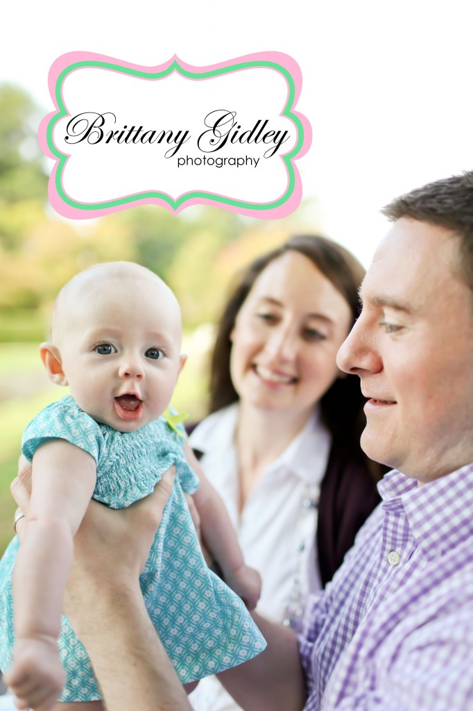 3 Month Baby Pictures | Brittany Gidley Photography LLC