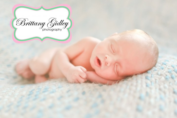 Cleveland Newborn Photography Studio | Brittany Gidley Photography LLC
