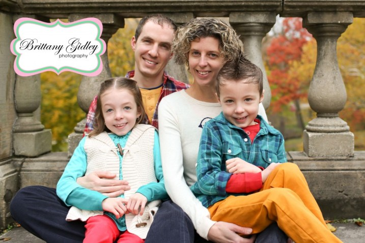 Cleveland Cultural Gardens | Brittany Gidley Photography LLC