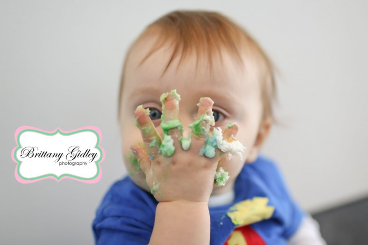 Cleveland Baby | 1 Year Old Baby | Brittany Gidley Photography LLC