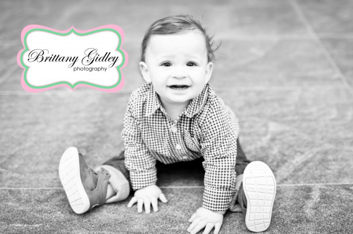 Cleveland's Top Baby Photographer | Brittany Gidley Photography LLC