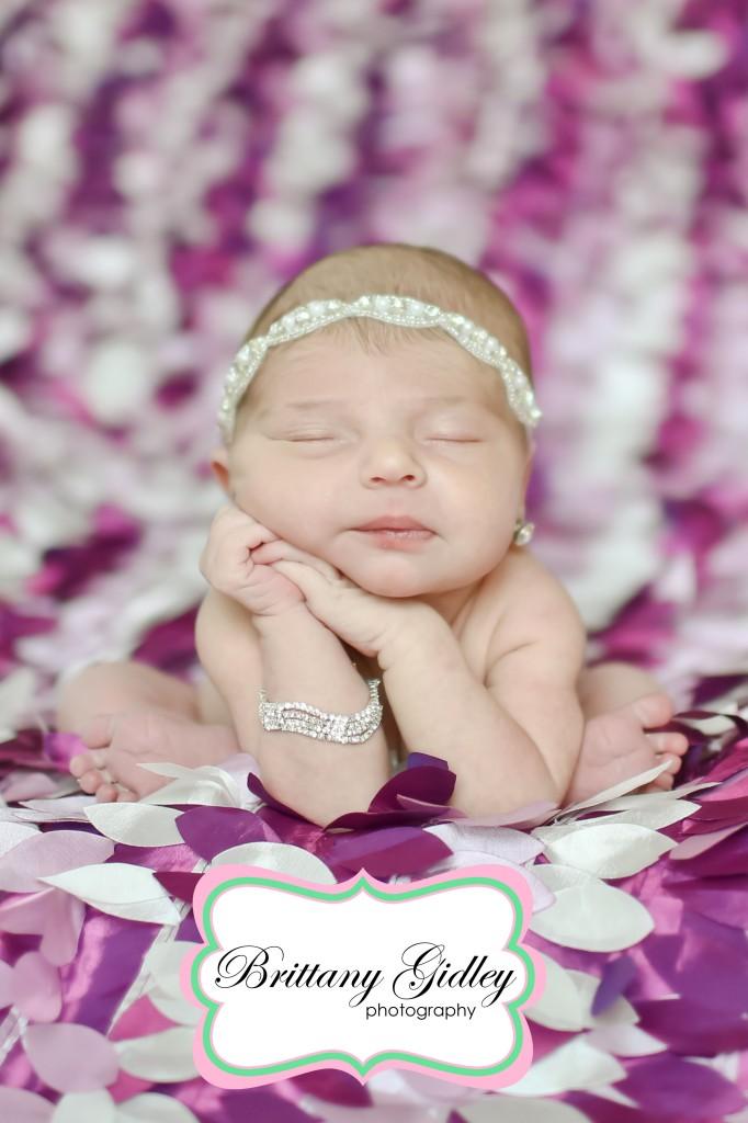 Newborn Baby Studios | Brittany Gidley Photography LLC