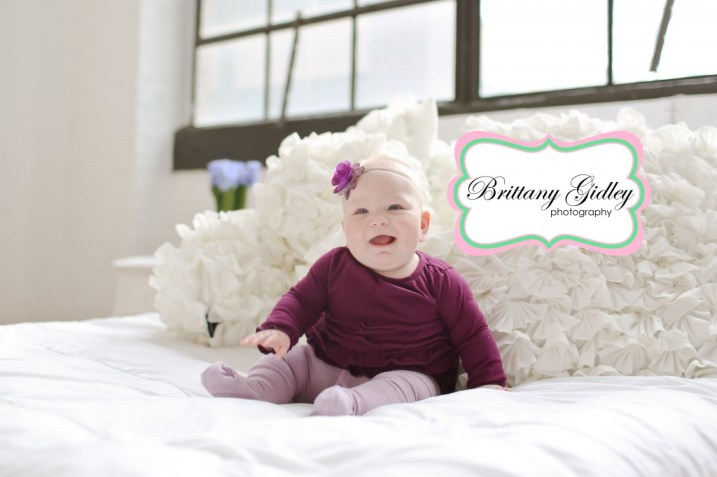Baby Photography Studios | Brittany Gidley Photography LLC