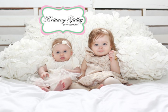 Baby Cousins | Brittany Gidley Photography LLC