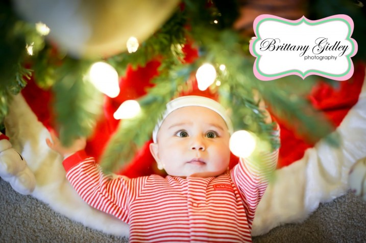 Cleveland Holiday Photography | Brittany Gidley Photography LLC