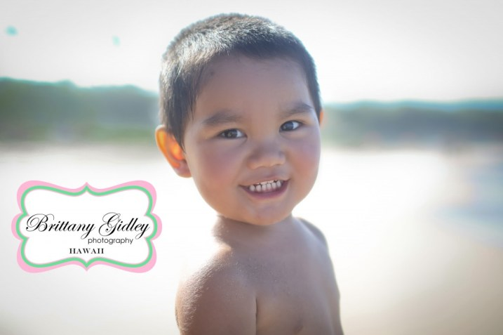 Hawaii Toddler Photographer | Brittany Gidley Photography LLC