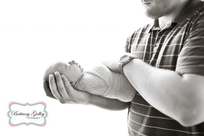 Peninsula Newborn Photographer | Brittany Gidley Photography LLC