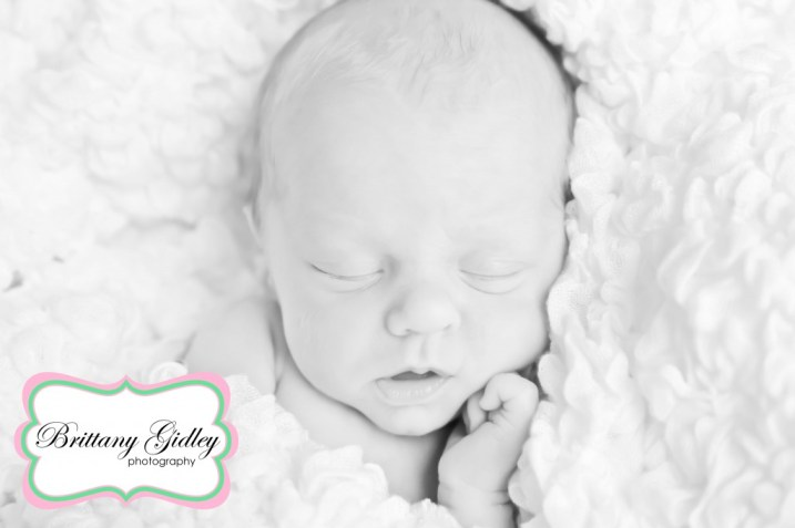 Newborn Portraits | Brittany Gidley Photography LLC