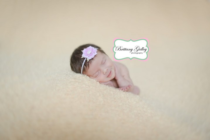Professional Newborn Baby Photography | Brittany Gidley Photography LLC