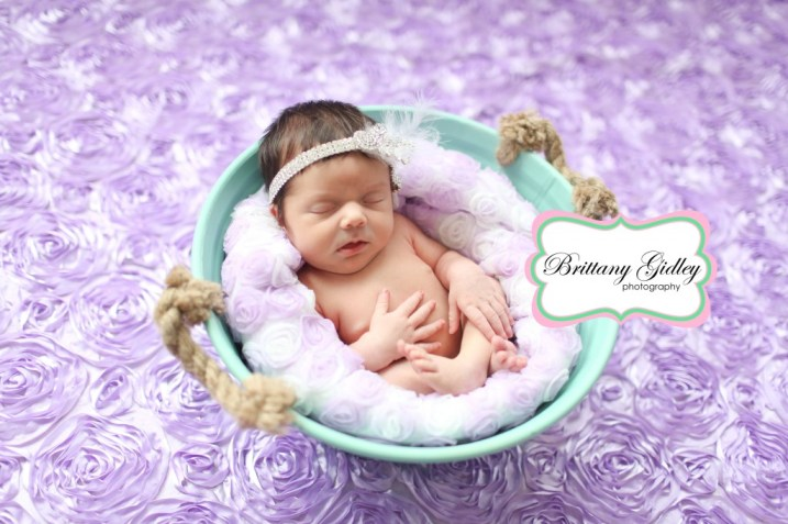 Professional newborn baby photography brittany gidley photography llc