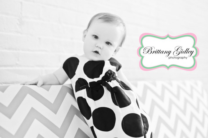 Baby Posing | Brittany Gidley Photography LLC