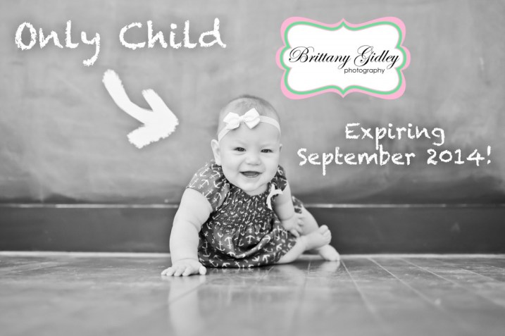 Pregnancy Announcement | Brittany Gidley Photography LLC