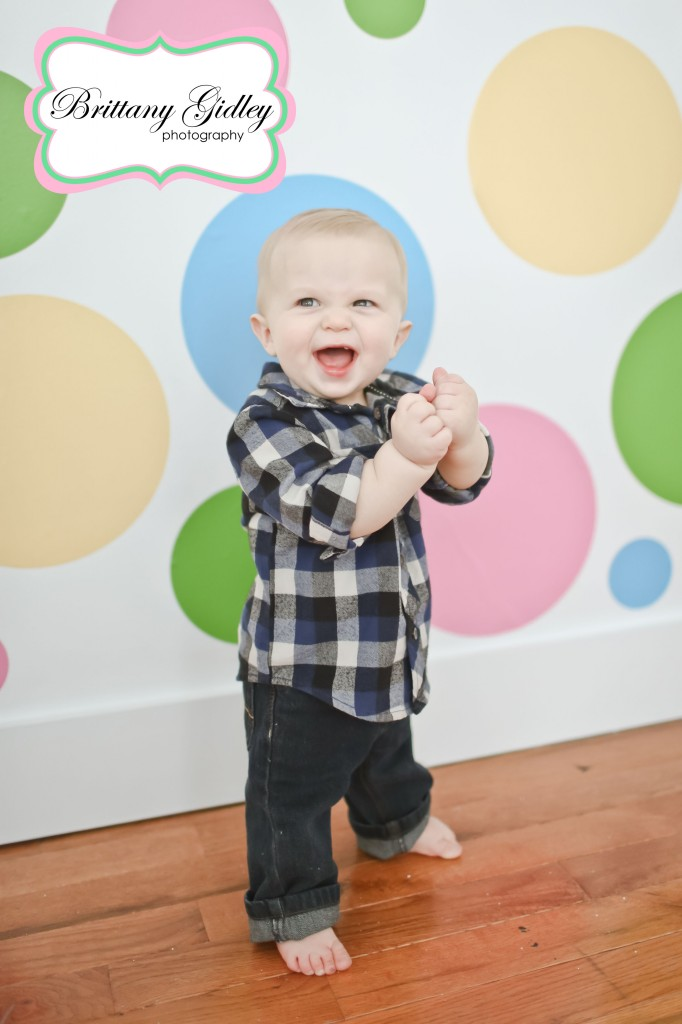 First Birthday Photography | Brittany Gidley Photography LLC